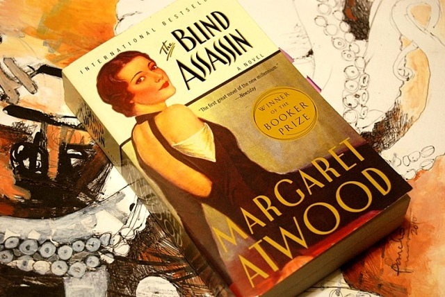 the blind assassin book
