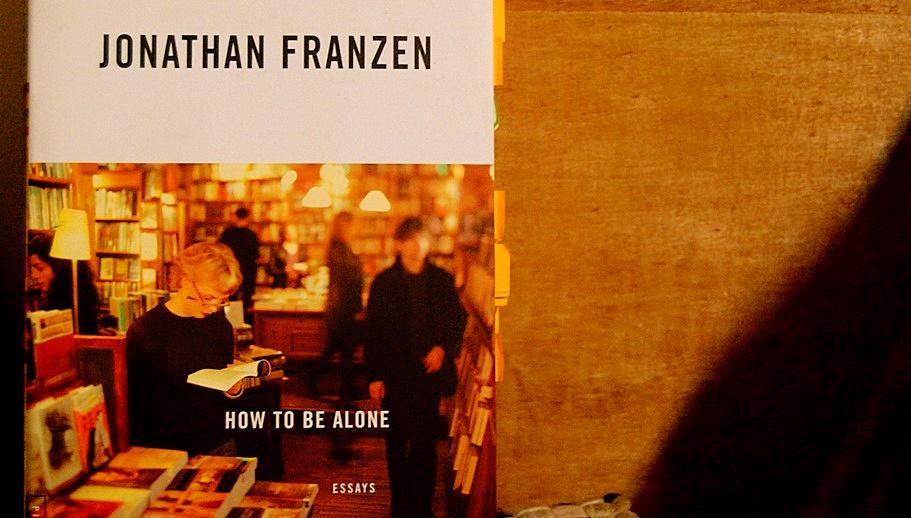 jonathan franzen harpers essay 1996 Jonathan franzen, american novelist in an essay he wrote for harper's in 1996, franzen lamented the declining five years after publishing the harper's essay.