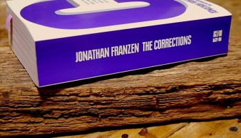 Jonathan Franzen Is Coming to a Burrito Bag Near You AbeBooks The Discomfort Zone  A Personal History by Jonathan Franzen     Reviews   Discussion  Bookclubs  Lists