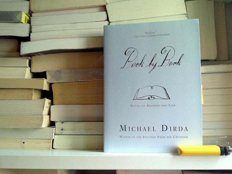 DIRDA - Book by Book