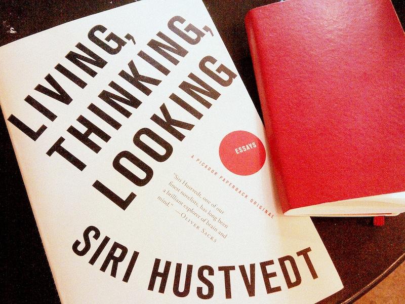 HUSTVEDT - LivingThinkingLooking