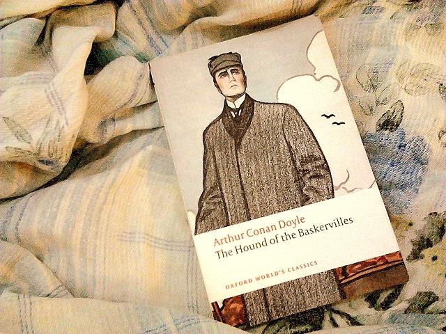 'Mr Holmes, they were the footprints of a gigantichound!'