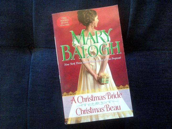 BALOGH - A Christmas Bride