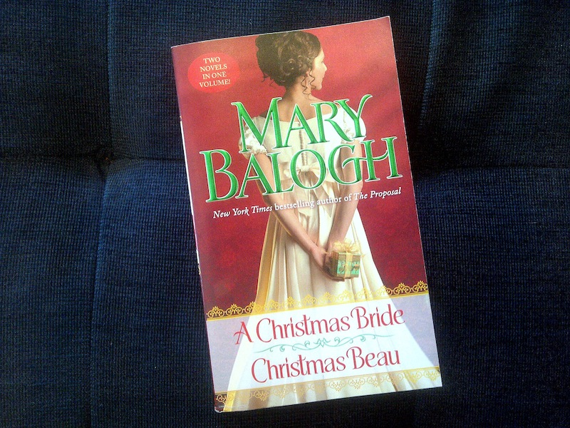 BALOGH - A Christmas Bride
