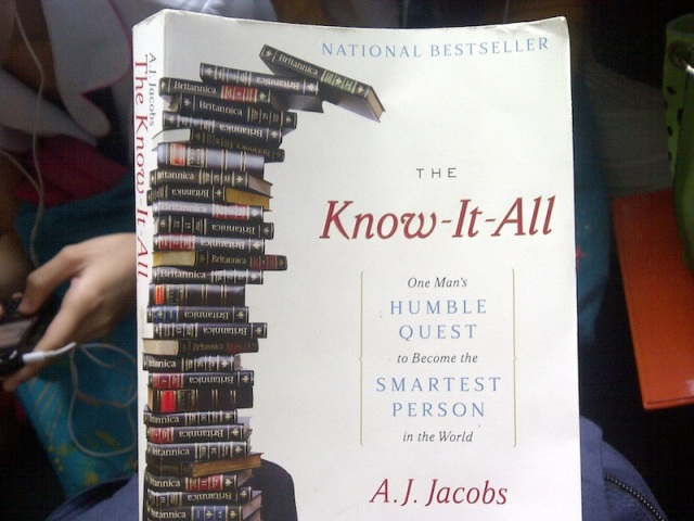 JACOBS - The Know-It-All