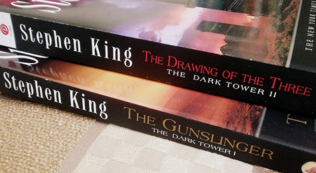 KING - The Dark Tower I & II