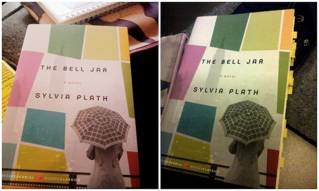 PLATH _ The Bell Jar