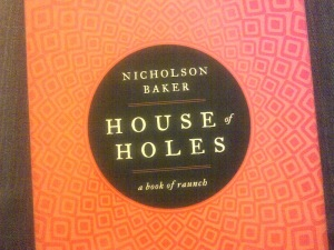 BAKER - House of Holes