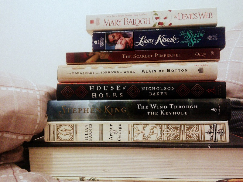 03102013 - The Weekend in Book Acquisitions