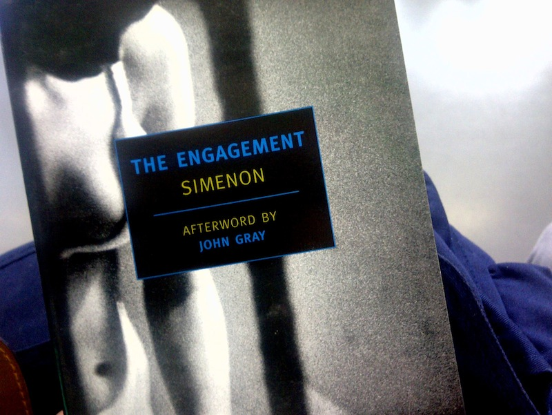 SIMENON - The Engagement copy