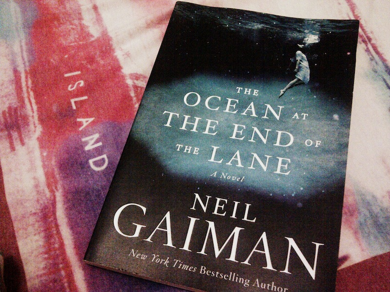 GAIMAN - The Ocean at the End of the Lane