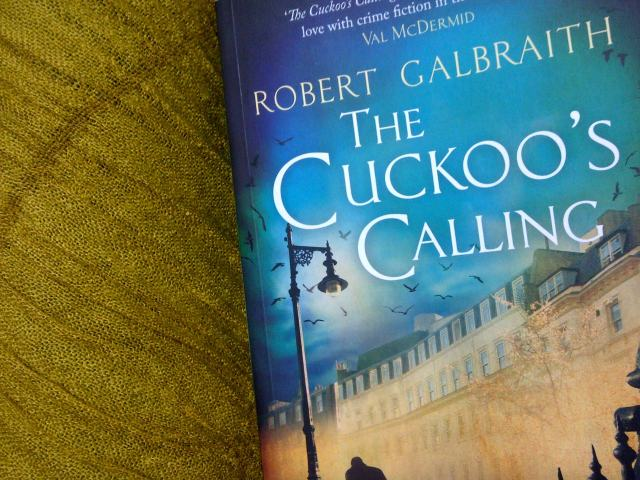 GALBRAITH — The Cuckoo's Calling