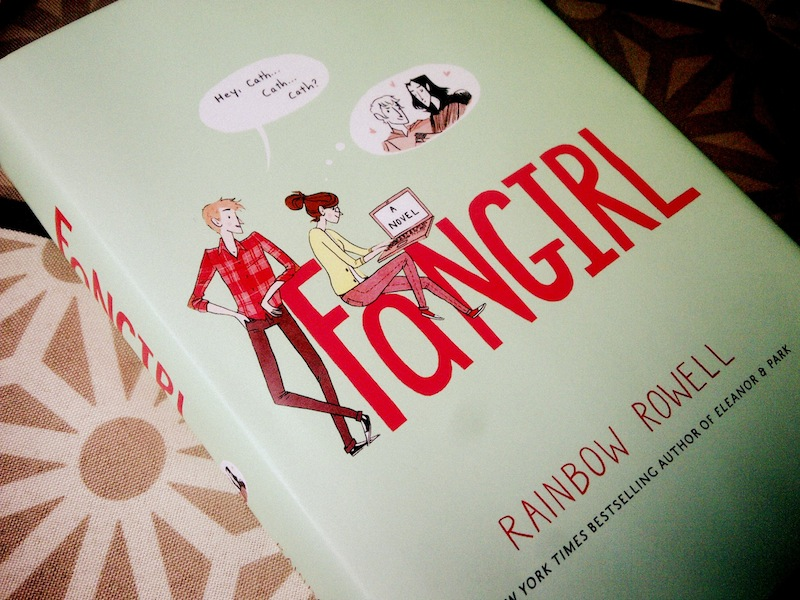ROWELL - Fangirl