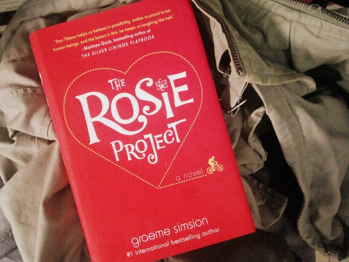 SIMSION - The Rosie Project