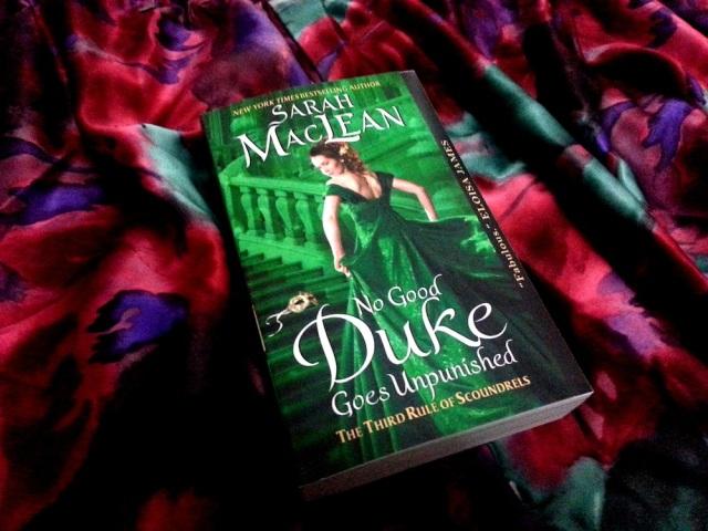 MACLEAN — No Good Duke Goes Unpunished