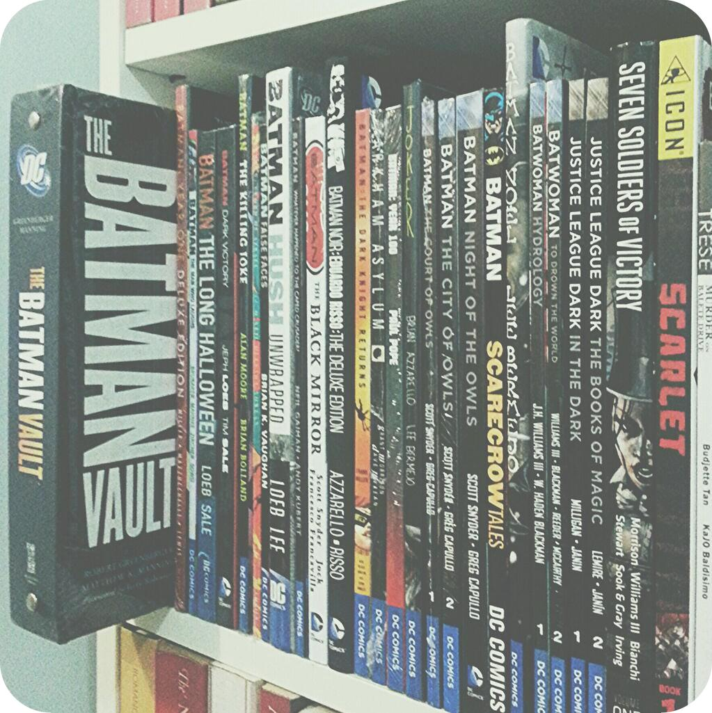 ex01 _ The Batman Shelf