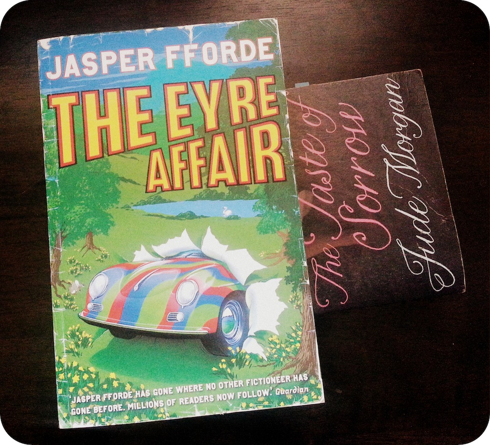 FFORDE - The Eyre Affair