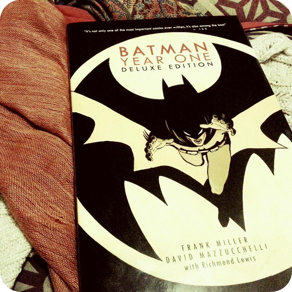MILLER - Batman Year One