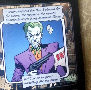 BRUBAKER — The Man Who Laughs 01
