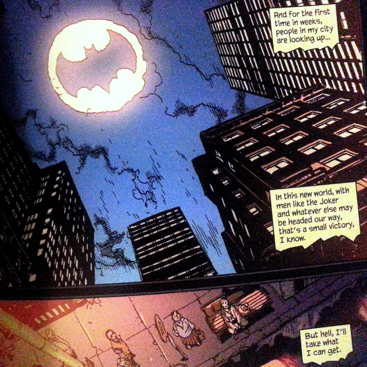 BRUBAKER — The Man Who Laughs 05