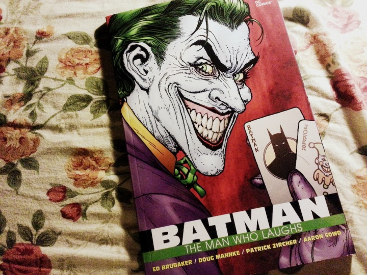 BRUBAKER — The Man Who Laughs