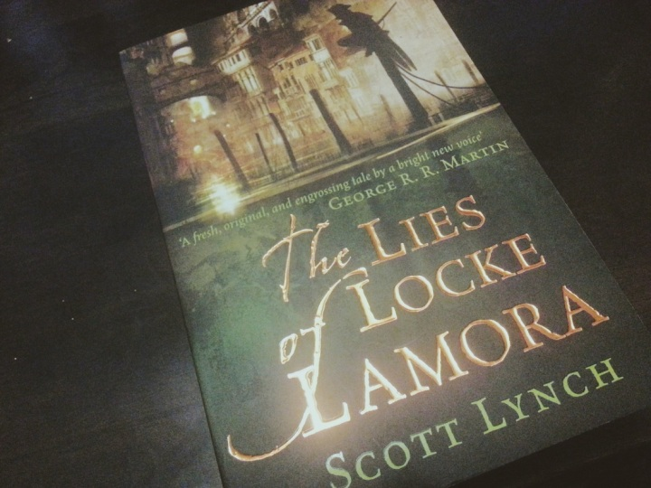 LYNCH — The Lies of Locke Lamora 01