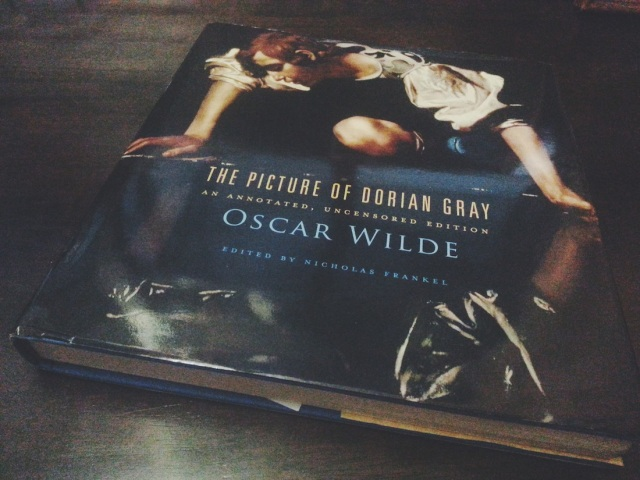 WILDE — The Picture of Dorian Gray 01