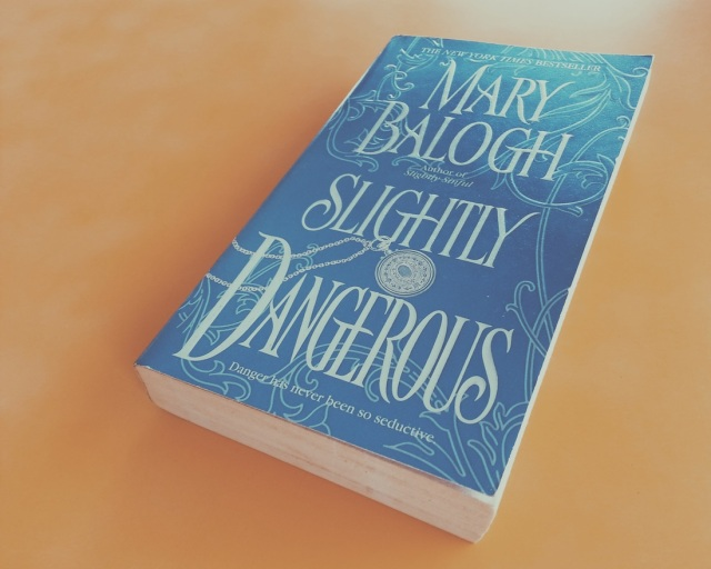 BALOGH — Slightly Dangerous