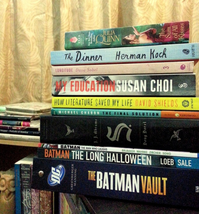 ex02 — February Books Read