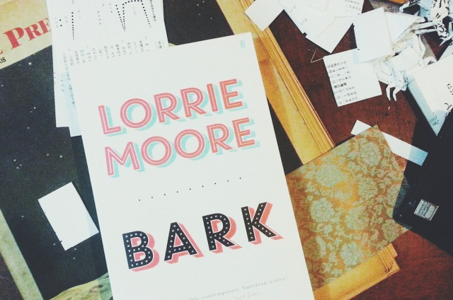 MOORE — Bark