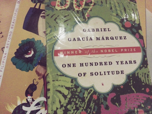 MARQUEZ — One Hundred Years of Solitude 01