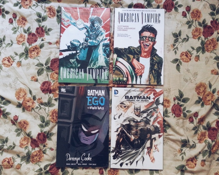 HAUL — Fully Booked Comic Book Day May 2014 04